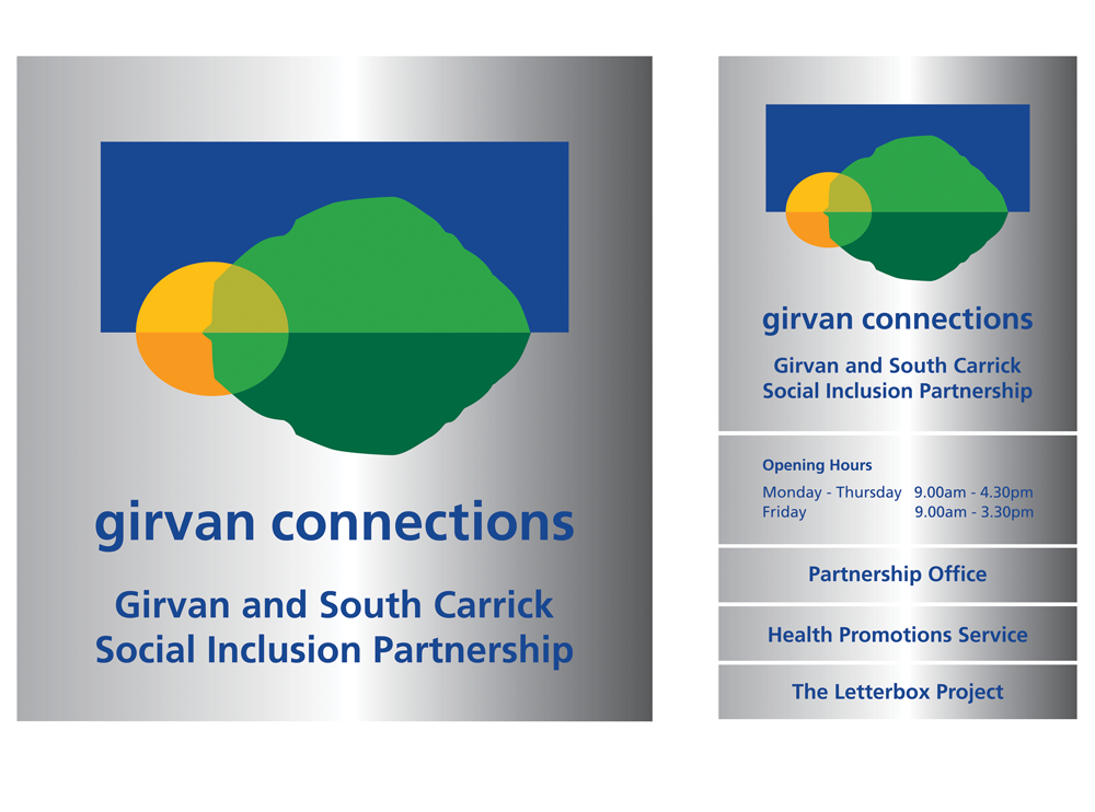 Girvan_Connection_signage